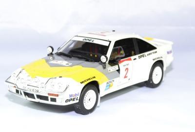 Opel Manta A400 Groupe B Rallye Safari 1983