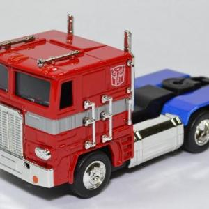 camion tracteur semi Optimus Prime G1 Transformers