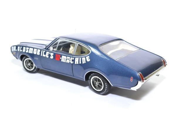 Osmobile cutlass 442 1969 amm 1 18 autominiature01 amm1235 2