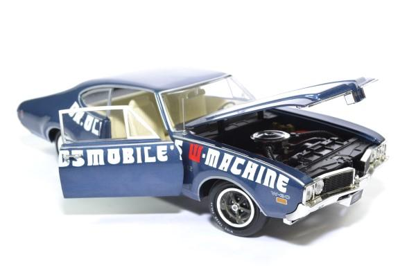 Osmobile cutlass 442 1969 amm 1 18 autominiature01 amm1235 4