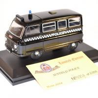 Oxford 1 43 austin j2 police edition limit e miniature collection autominiature01 com 1