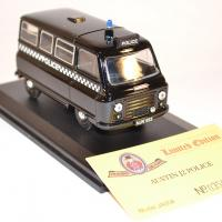 Oxford 1 43 austin j2 police edition limit e miniature collection autominiature01 com 2