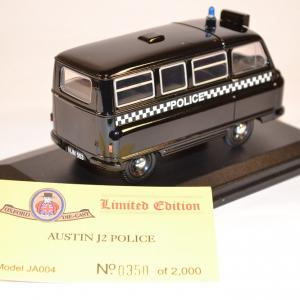 Oxford 1 43 austin j2 police edition limit e miniature collection autominiature01 com 3