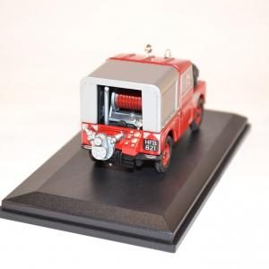 Oxford 1 43 sapeurs pompiers land rover 88 fire appliance miniature collection auto autominiature01 com 3