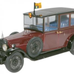 Daimler Double Six 30 Brougham King George V 1929 Oxford 1-43