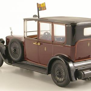 Oxford miniature automobile www autominiature01 com daimler king george v 1929 2