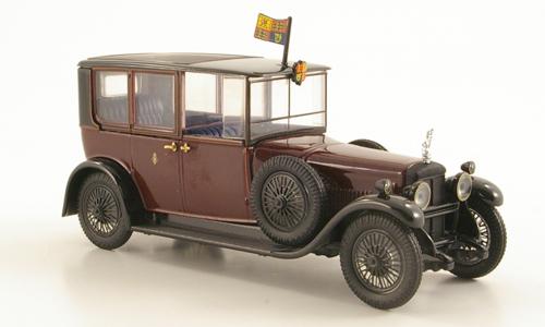 Oxford miniature automobile www autominiature01 com daimler king george v 1929 3
