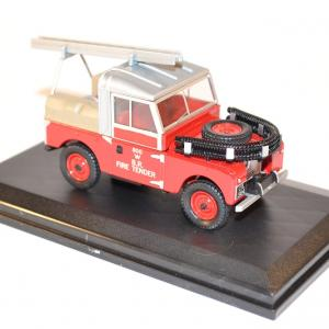 Oxford sapeurs pompiers land rover 88 fire british rail miniature autos autominiature01 com 3