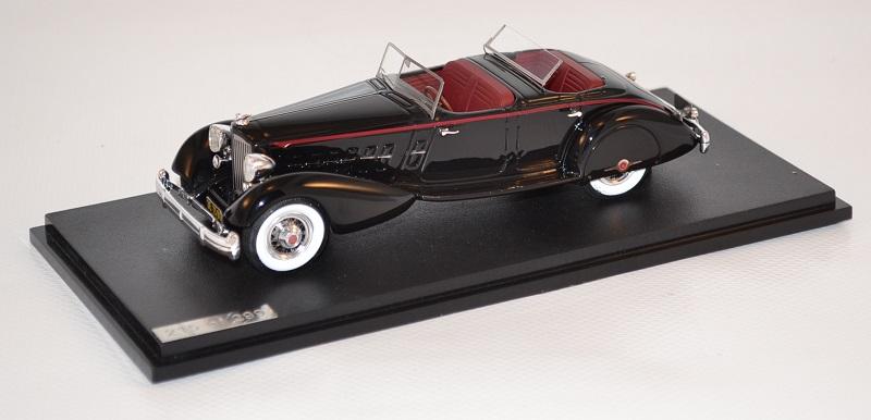 Packard twelve 1108 sport phaeton 1 43 glm autominiature01 com glm107301 1
