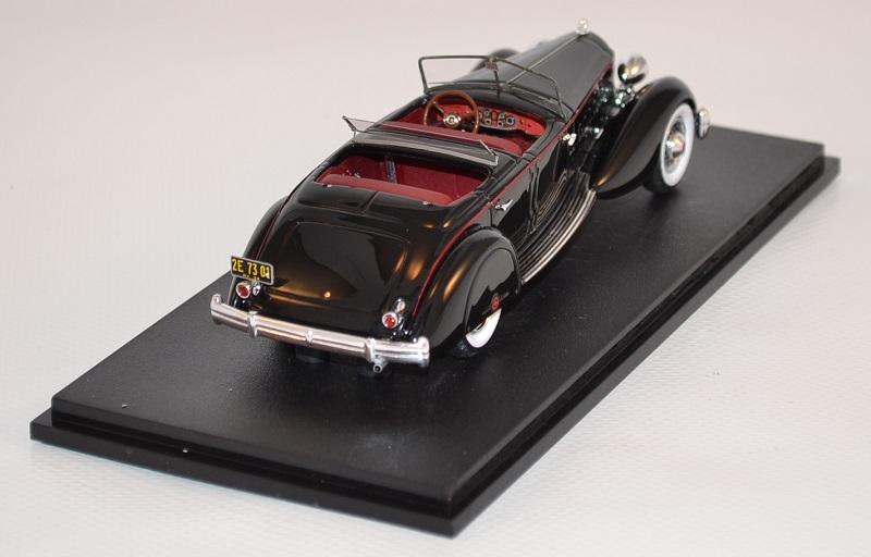 Packard twelve 1108 sport phaeton 1 43 glm autominiature01 com glm107301 3