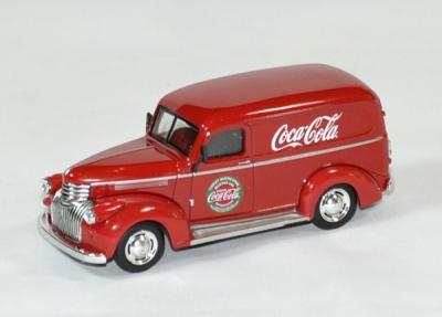"""Panel Camionette de livraison """"Coca Cola"""" 1945"""
