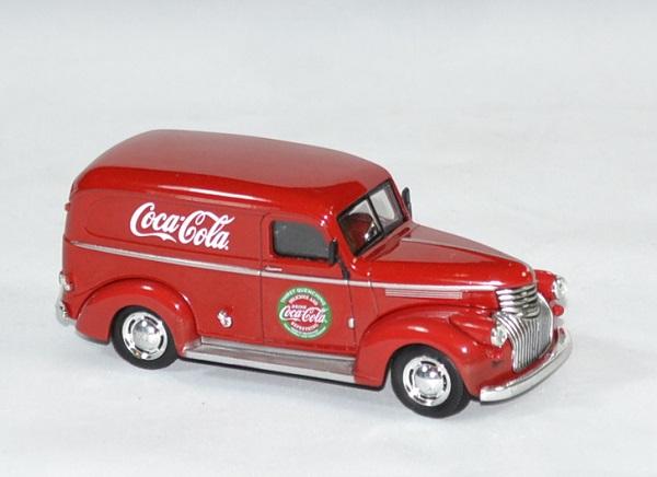 Panel 1945 coca cola livraison motor city 1 43 autominiature01 3