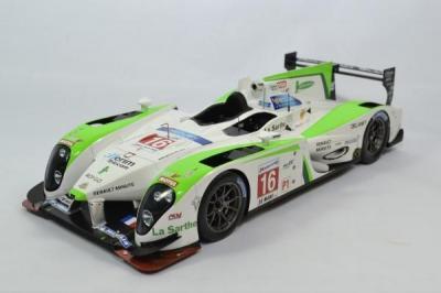 Pescarolo 03 #16 Judd 24H du Mans 2012