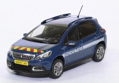 Peugeot 2008 Gendarmerie Nationale 2016