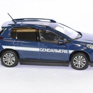 Peugeot 2008 gendarmerie 2016 1 43 norev autominiature01 479822 3