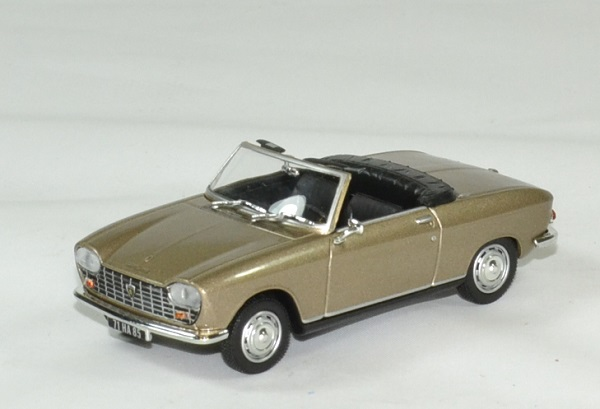 Peugeot 204 cabriolet 1967 norev 1967 autominiature01 1
