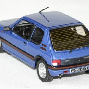 Peugeot 205 gti 1 43 serie presse autominiature01 2