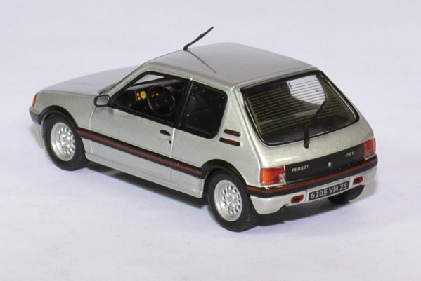 Peugeot 205 gti 1986 1 6l solido 1 43 autominiature01 2