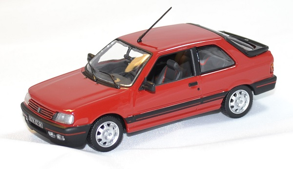 Peugeot 309 gti norev 1 43 autominiature01 1