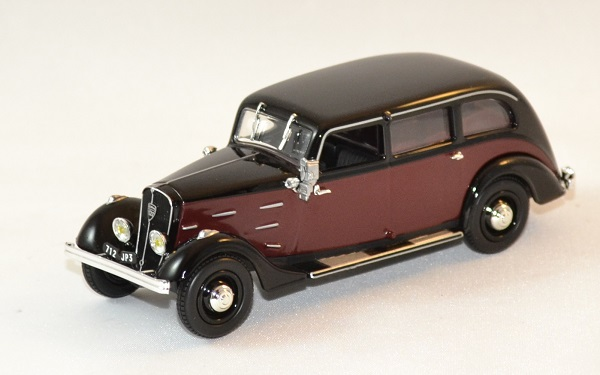 Peugeot 401 long 1935 taxi norev 1 43 autominiature01 1