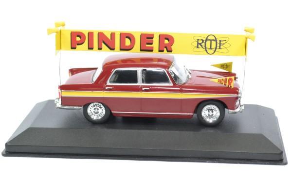 Peugeot 404 cirque pinder pub 1 43 odeon autominiature01 odeon019 3