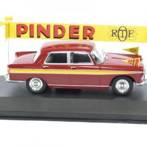 Peugeot 404 cirque pinder pub 1 43 odeon autominiature01 odeon019 3