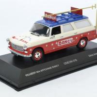 Peugeot 404 cirque sabine rancy pub 1 43 odeon autominiature01odeon016 1