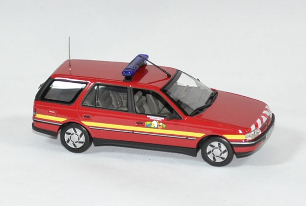 Peugeot 405 pompiers break 1 43 norev autominiature01 3