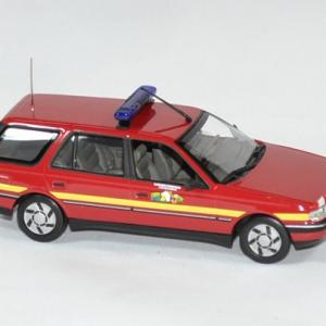 Peugeot 405 pompiers break 1 43 norev autominiature01 3