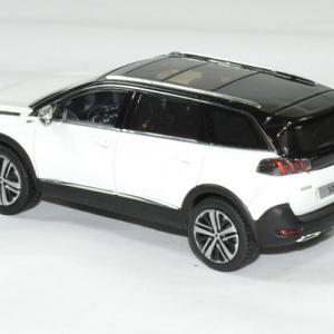 Peugeot 5008 gt 2016 blanc 1 43 norev autominiature01 2