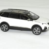 Peugeot 5008 gt 2016 blanc 1 43 norev autominiature01 3