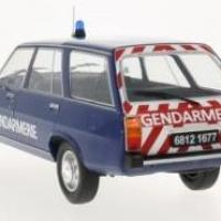 Peugeot 504 break gendarmerie psig mcg 1 18 autominiature01 2