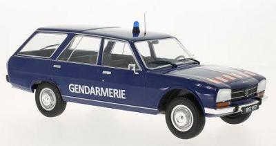 Peugeot 504 break Gendarmerie Nationale MCG 1/18