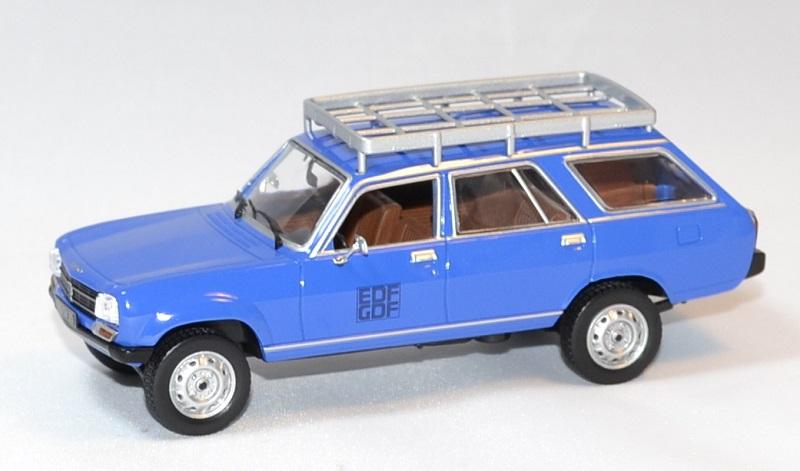 Peugeot 504 dangel edf 1982 norev 1 43 autominiature01 1