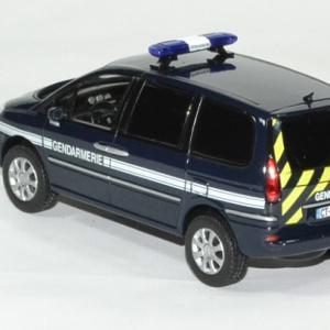 Peugeot 807 gendarmerie 2013 norev 1 43 autominiature01 2