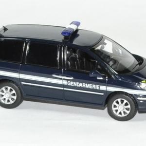 Peugeot 807 gendarmerie 2013 norev 1 43 autominiature01 3