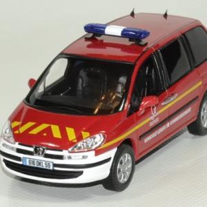 Peugeot 807 Pompier de 2013