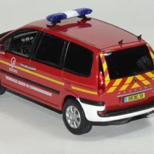 Peugeot 807 pompier 1 43 norev autominiature01 2
