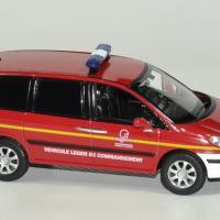 Peugeot 807 pompier 1 43 norev autominiature01 3