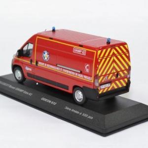 Peugeot boxer sapeurs pompiers sdis62 grimp 1 43 odeon 0032 autominiature01 2