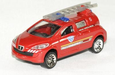 Peugeot H2O concept car Pompiers Salon de Paris 2002