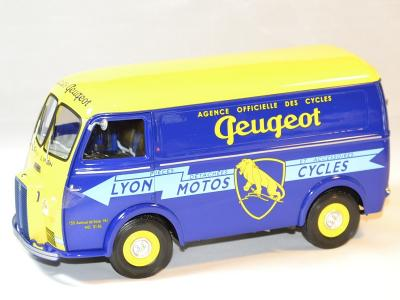 Peugeot D4A Cycles peugeot 1956