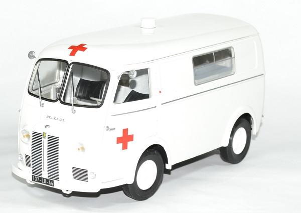 Peugeot d4b 1963 ambulance 1 18 norev autominiature01 1