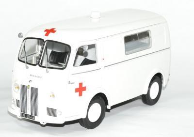 Peugeot D4B ambulance blanche de 1963