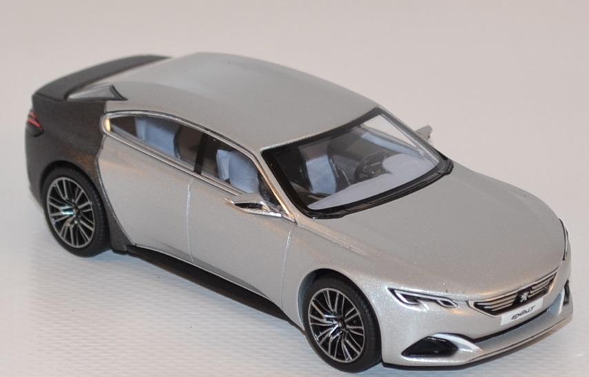 Peugeot exalt 2014 concept car paris norev 1 43 autominiature01 com nor479987 3