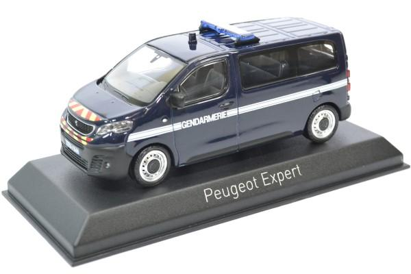 Peugeot expert gendarmerie 2016 norev 1 43 autominiature01 479863 1