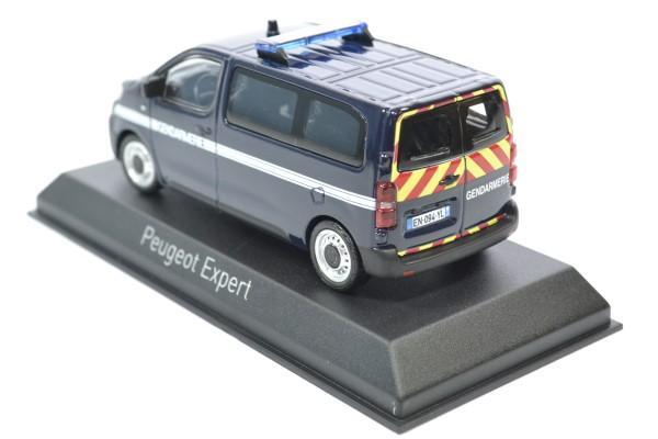 Peugeot expert gendarmerie 2016 norev 1 43 autominiature01 479863 2