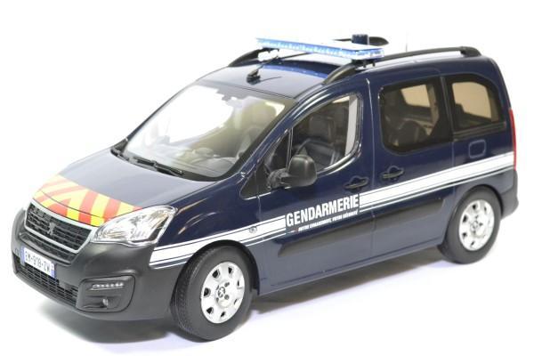 Peugeot partner gendarmerie 2018 norev 1 18 autominiature01 184890 1