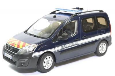 Peugeot Partner Gendarmerie Nationale 2018
