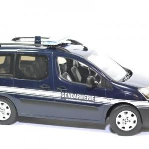 Peugeot partner gendarmerie 2018 norev 1 18 autominiature01 184890 3